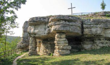Печери «Вертеба» та «Кришталева» + Монастирок